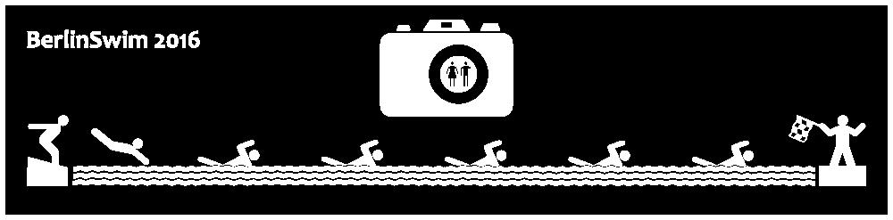 BerlinSwim 2016 swimmers