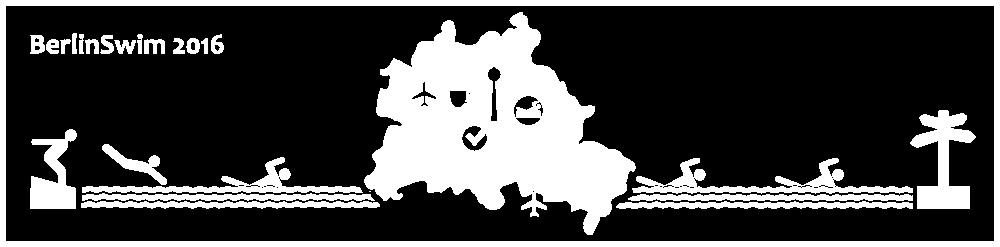 BerlinSwim 2016 locations