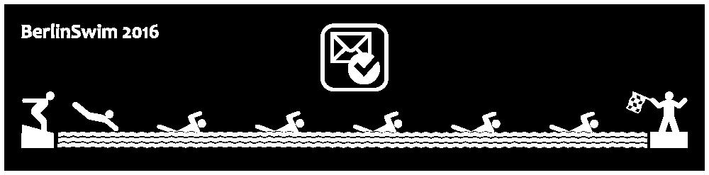 BerlinSwim 2016 @ newsletter