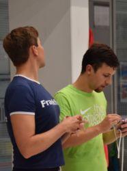 BerlinSwim 2016 - Swimmers