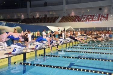 BerlinSwim 2016 - Swimming
