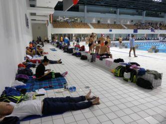 BerlinSwim 2016 - Swimming Hall