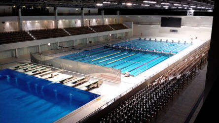 BerlinSwim 2016 - Swimming Hall